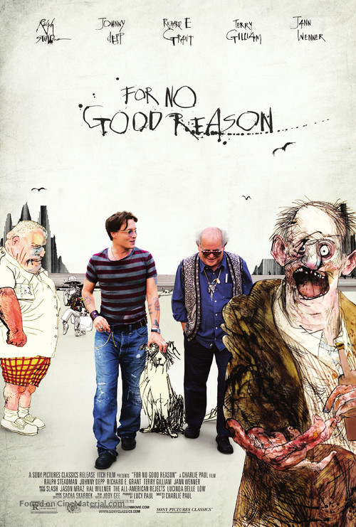 For No Good Reason - Movie Poster