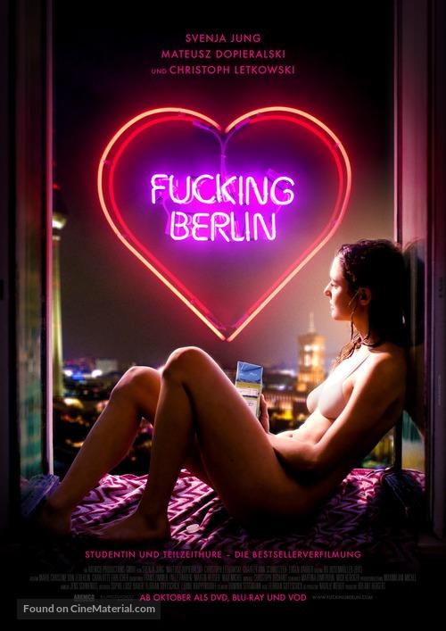 Fucking Berlin - German Movie Poster