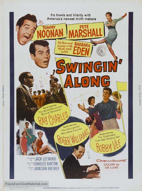 Swingin' Along - Movie Poster