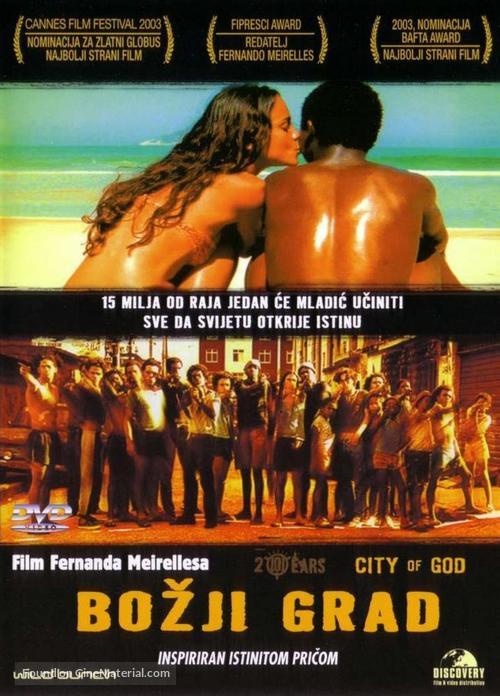 Cidade de Deus - Croatian Movie Cover