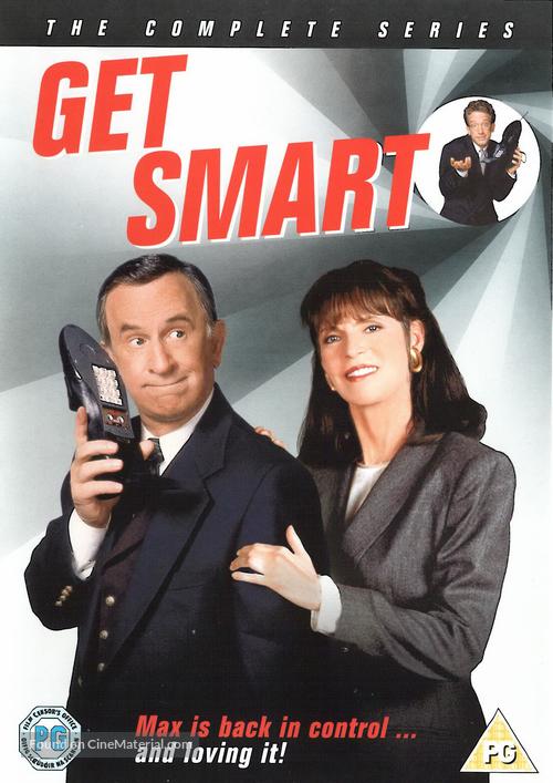 """Get Smart"" - British Movie Cover"