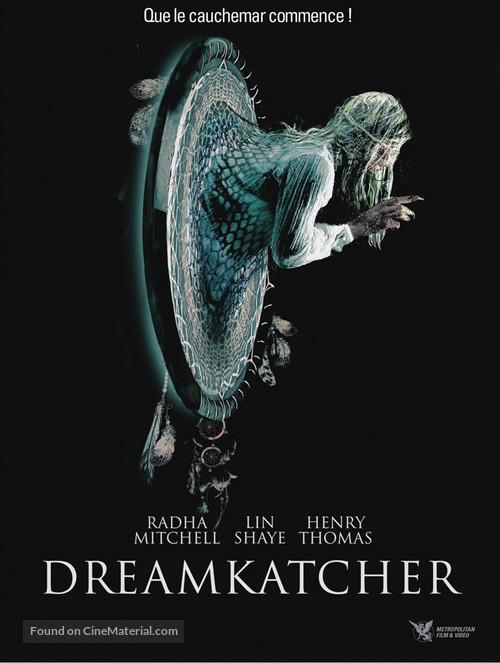 Dreamkatcher - French DVD movie cover