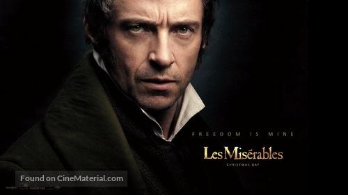 Les Misérables - Movie Poster
