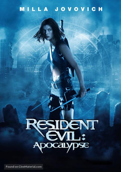 Resident Evil: Apocalypse - Movie Poster