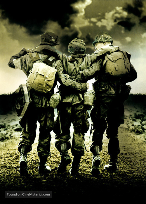 """Band of Brothers"" - Key art"