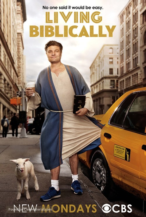 """Living Biblically"" - Movie Poster"