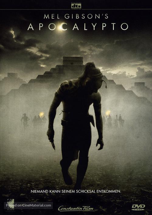 Apocalypto - German Movie Cover
