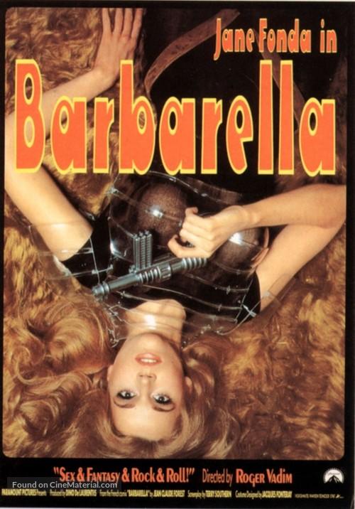 Barbarella - Movie Poster