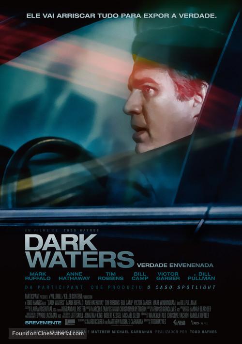 Dark Waters - Portuguese Movie Poster