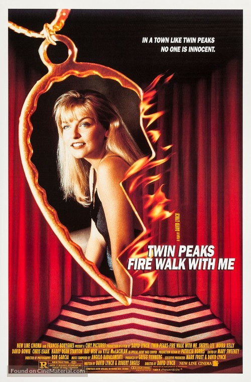 Twin Peaks: Fire Walk with Me - Movie Poster