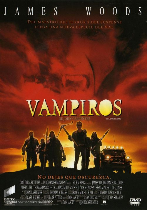 Vampires - Spanish Movie Cover