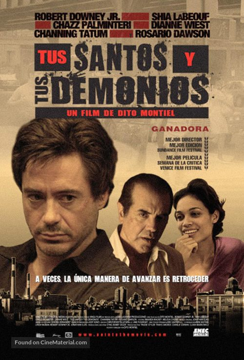 A Guide to Recognizing Your Saints - Uruguayan Movie Poster
