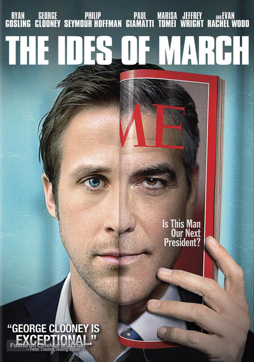 The Ides of March - DVD movie cover