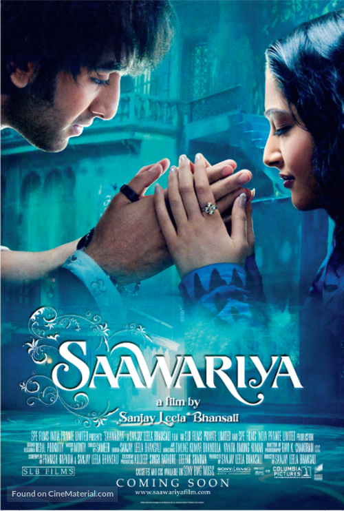 Saawariya - Movie Poster