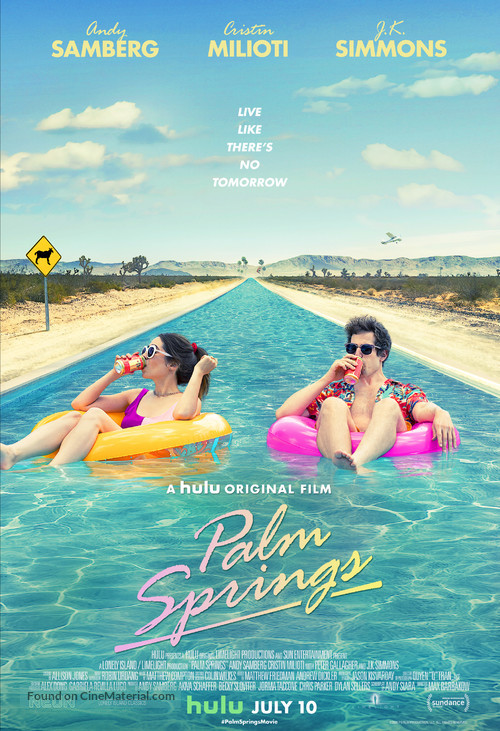 Palm Springs - Movie Poster