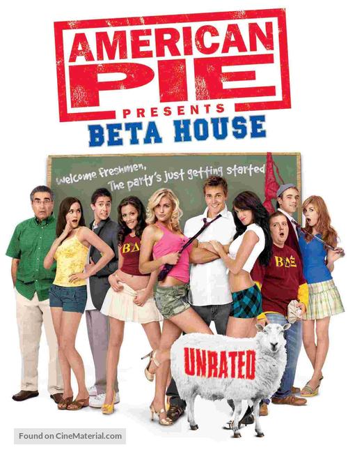 American Pie Presents: Beta House - Movie Cover