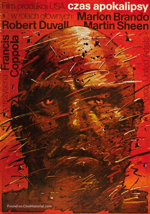 Apocalypse Now - Polish Movie Poster