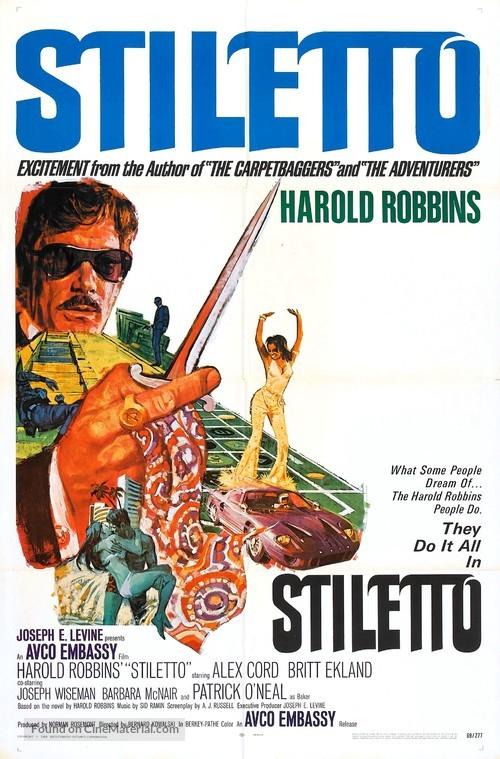 Stiletto - Movie Poster