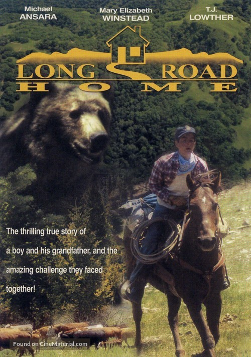 The Long Road Home - Movie Poster