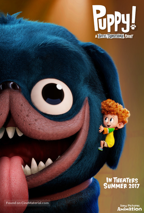 Puppy - Movie Poster