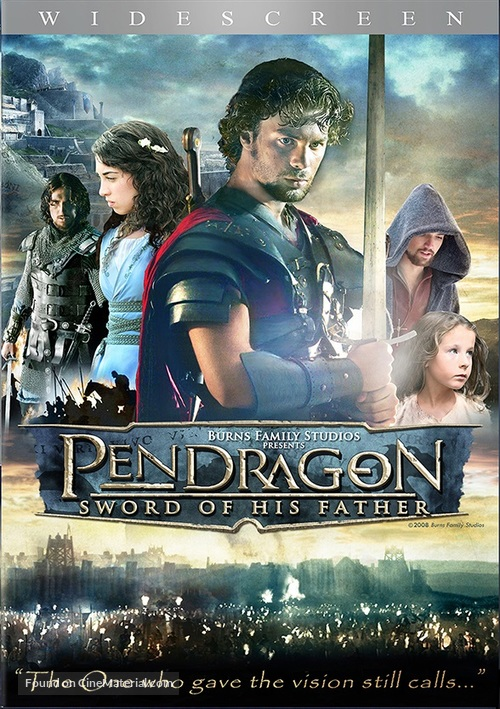 Pendragon: Sword of His Father - Movie Cover