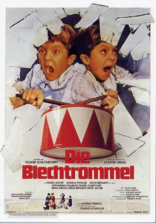 Die Blechtrommel - German Movie Poster