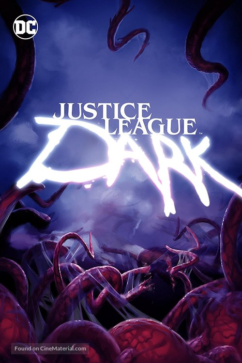 Justice League Dark - Movie Poster