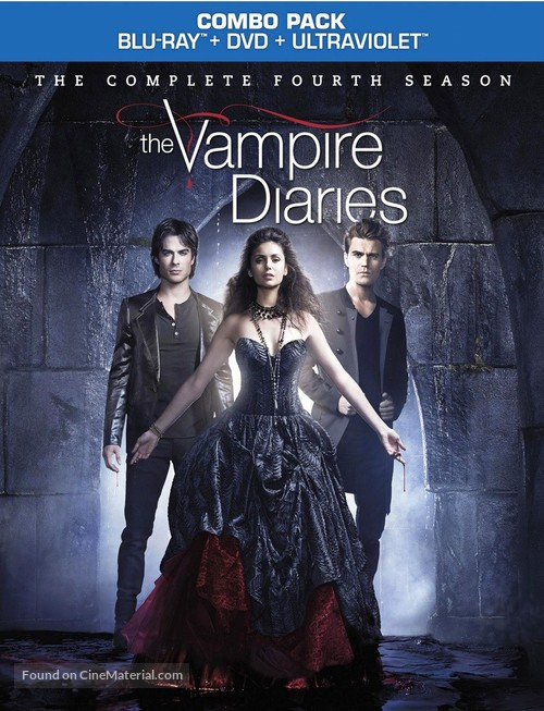 """The Vampire Diaries"" - Movie Cover"