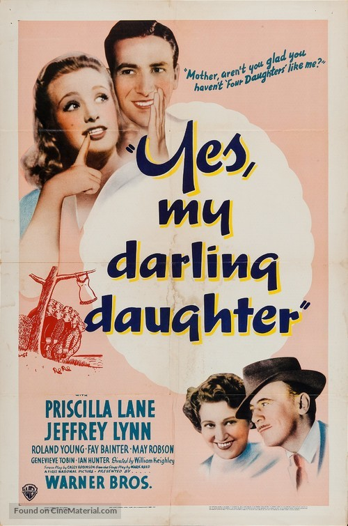 Yes, My Darling Daughter - Movie Poster