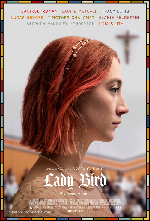 Lady Bird - Movie Poster