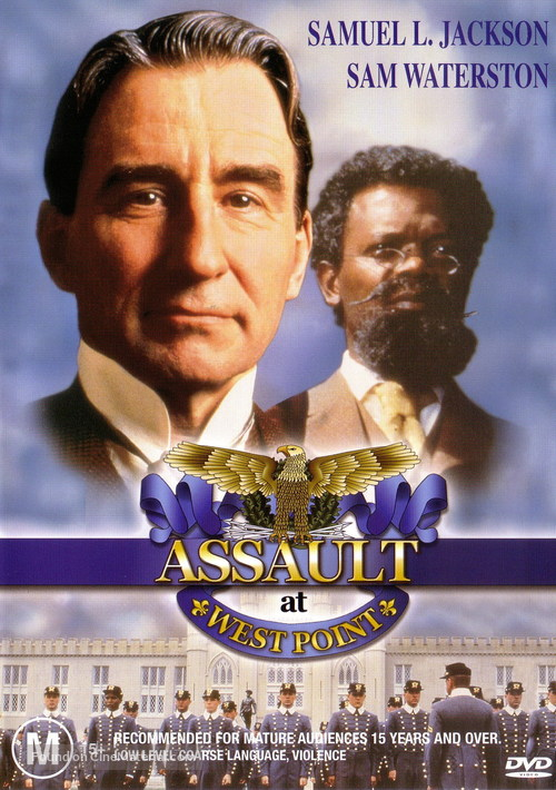 Assault at West Point: The Court-Martial of Johnson Whittaker - Movie Cover
