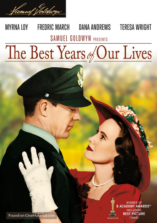 The Best Years of Our Lives - Movie Poster