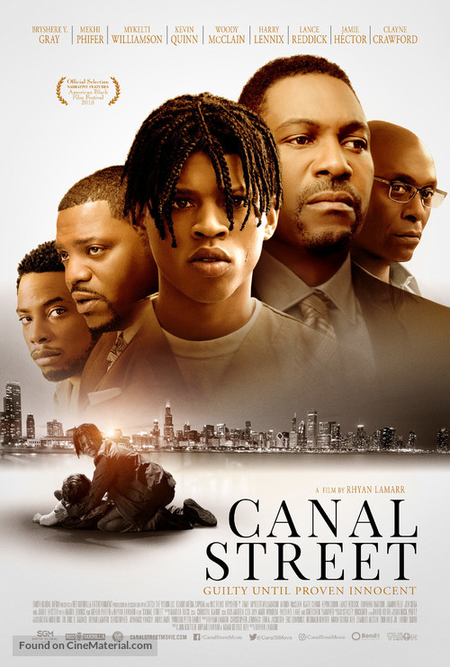 Canal Street - Movie Poster