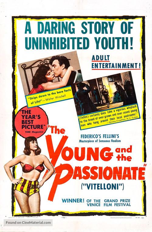 I vitelloni - Movie Poster