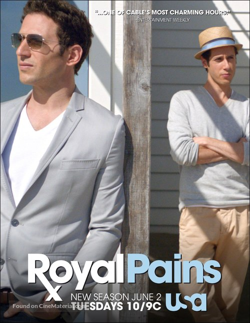 """""""Royal Pains"""" - Movie Poster"""