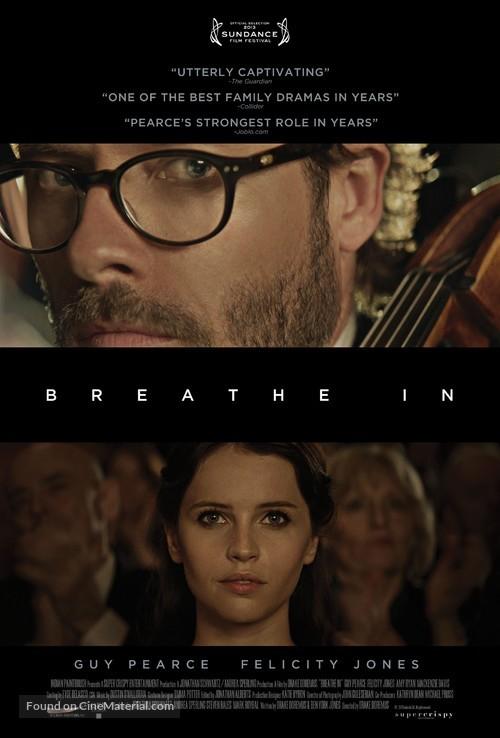 Breathe In - Movie Poster