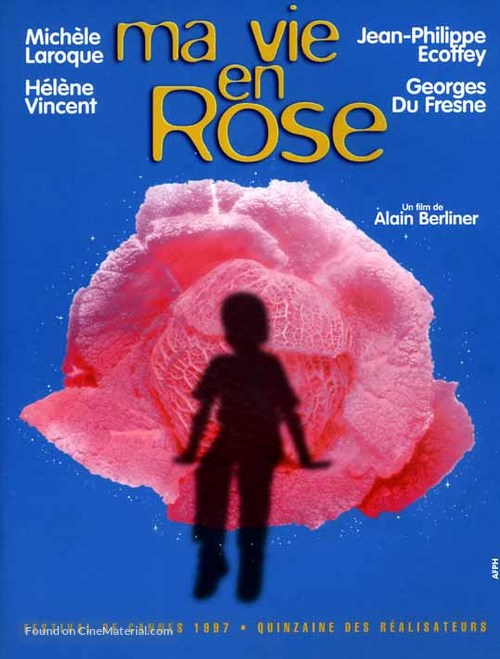Ma vie en rose - French Movie Poster