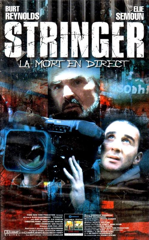 Stringer - French VHS movie cover