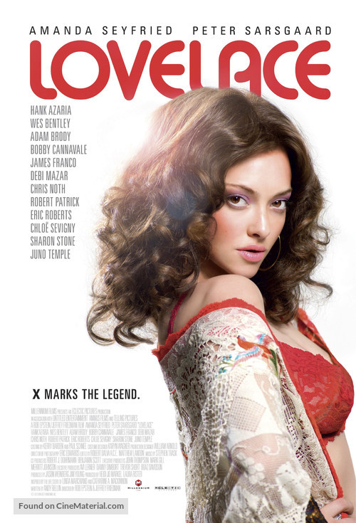 Lovelace - Movie Poster