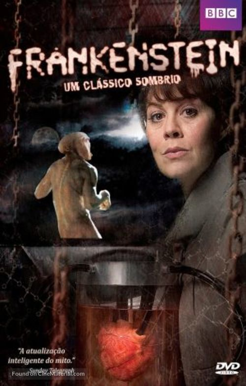 Frankenstein - Portuguese Movie Cover