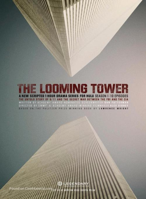 """""""The Looming Tower"""" - Movie Poster"""