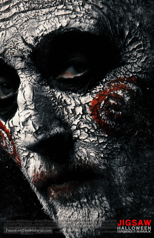 Jigsaw - Movie Poster