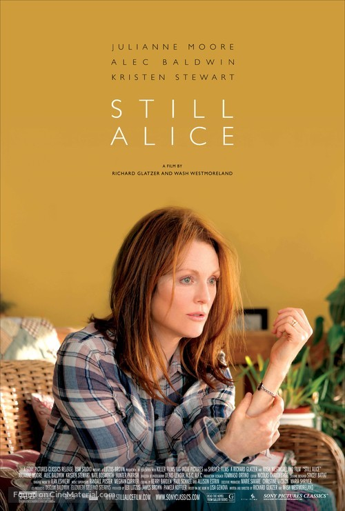 Still Alice - Movie Poster