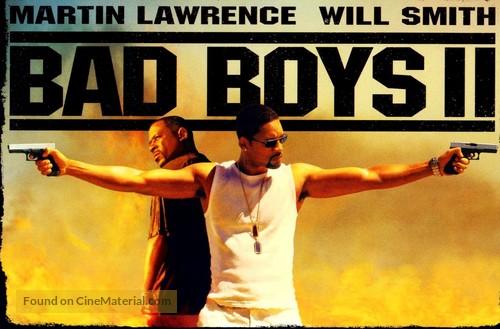 Bad Boys Ii 2003 Movie Poster