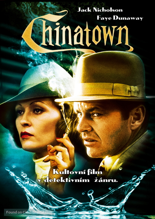 Chinatown - Czech Movie Cover