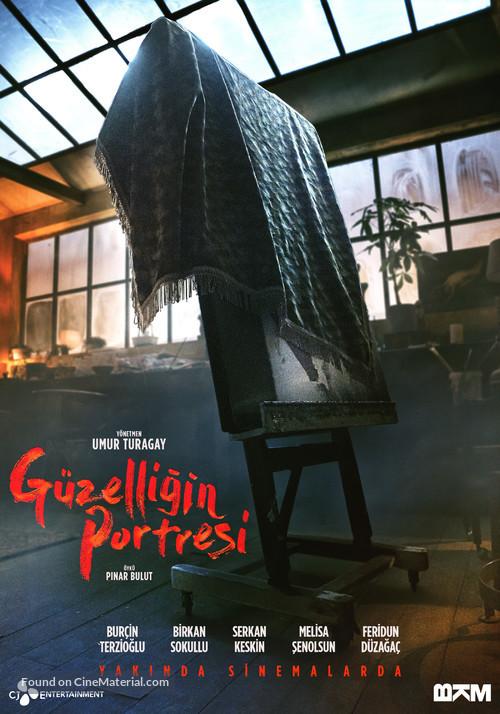 Güzelligin Portresi - Turkish Movie Poster