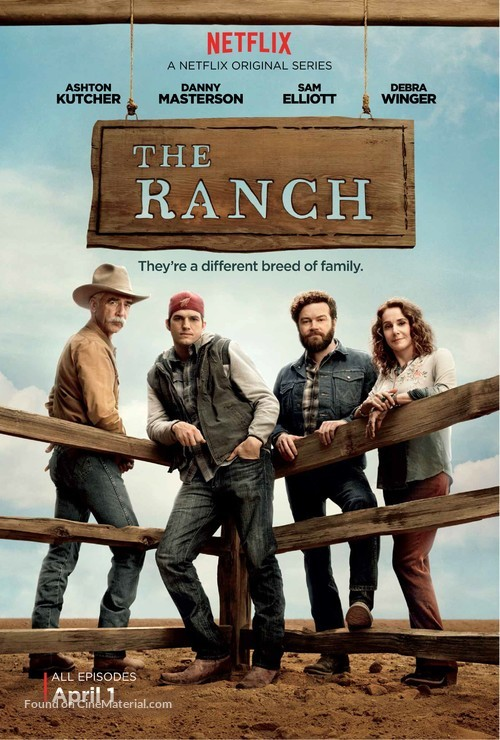 """""""The Ranch"""" - Movie Poster"""