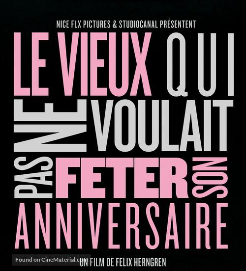 Hundraåringen som klev ut genom fönstret och försvann - French Logo