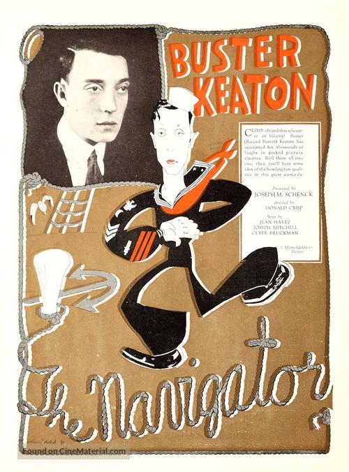 The Navigator - Movie Poster