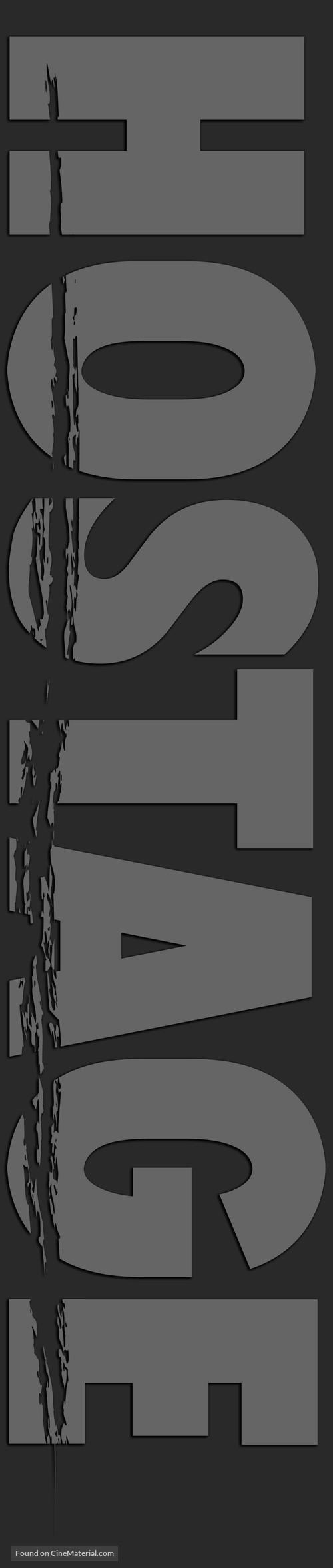 Hostage - Logo